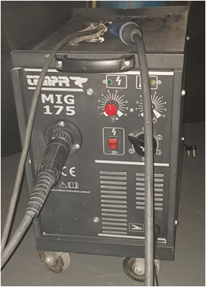 Tempir 175 Amp Mig Welder Auto Body Tools Amp Equipment